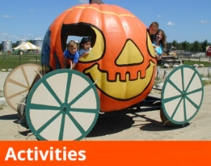 Klackle Orchards in Greenville Michigan