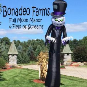 Bonadeo Farms - Full Moon Manor and Field of Screams