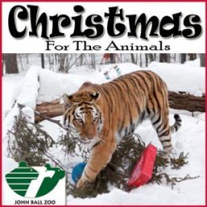 Christmas for the Animals at John Ball Park Zoo Grand Rapids Michigan