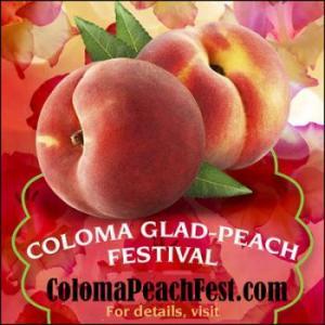 Coloma's Glad-Peach Festival