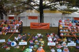 Annual Tuscola County Pumpkin Festival in Caro Michigan