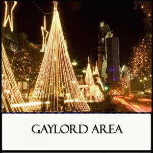 Christmas in Region 10 Gaylord Area