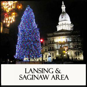 Christmas in Region 5 Lansing and Saginaw Area