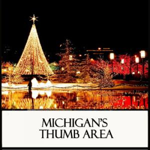 Christmas in Region 6 Michigan's Thumb Area