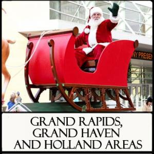Christmas in Region 4 -Grand Rapids, Grand Haven and Holland Areas