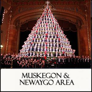 Christmas in Region 8 Muskegon and Newaygo Area