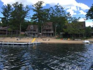 Snug Haven Lakeside Resort in Harrison Michigan