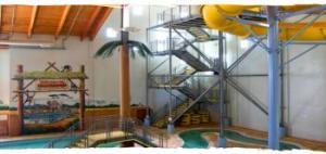 Surfari Joe's Water Park and Hotel in Watervliet Michigan