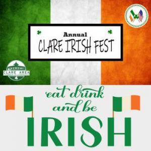 Annual Clare Irish Festival, Clare Michigan