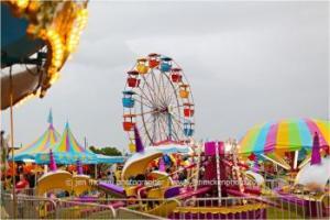 Western Michigan Fair in Ludington