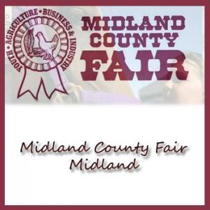 Midland County Fair - Midland